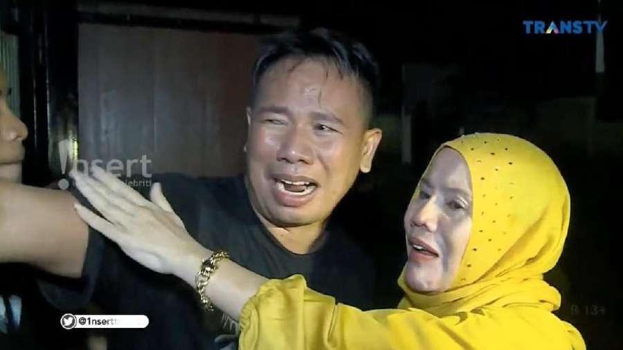 Detik-detik Vicky Prasetyo Gerebek Angel Lelga dan Pria Lain