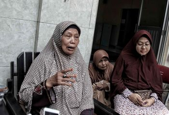 Duka Keluarga Dufi Eks Wartawan yang Tewas dalam Drum