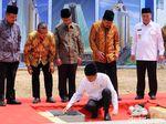 Jokowi Resmikan Masjid Kampus Muhammadiyah Lamongan