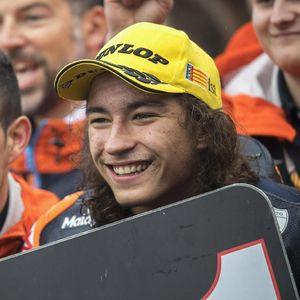 Sensasi Can Oncu di Valencia: Rider Termuda yang Menangi Grand Prix