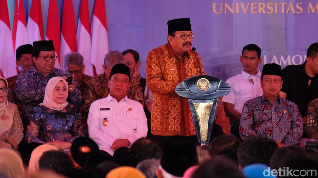 Soekarwo Lapor Harga Bahan dan Kebutuhan, Jokowi Senang