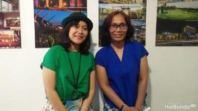 Cerita Anabel La Winson, Jadi Pendongeng di Usia 15 Tahun