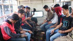 Bikin Resah Pengendara, 13 Pak Ogah di Makassar Ditangkap