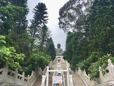 Destinasi Solo Traveling di Hong Kong, The Big Buddha