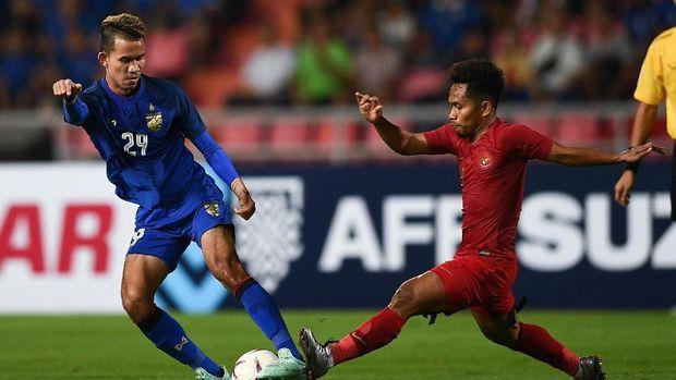 Andik Vermansah sempat mengalami cedera saat Timnas Indonesia dikalahkan Thailand.
