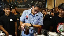 Di Depan Milenial Aceh, Sandiaga Pilih Prabowo ketimbang Anies