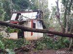 Ratusan Rumah di Situbondo Rusak Terdampak Puting Beliung