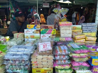 Percaya Tidak? Rp 50 Ribu Bisa Beli Oleh-oleh di Pasar Beringharjo