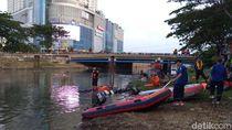 Bocah 12 Tahun Tenggelam di Kali Angke Jakarta Barat