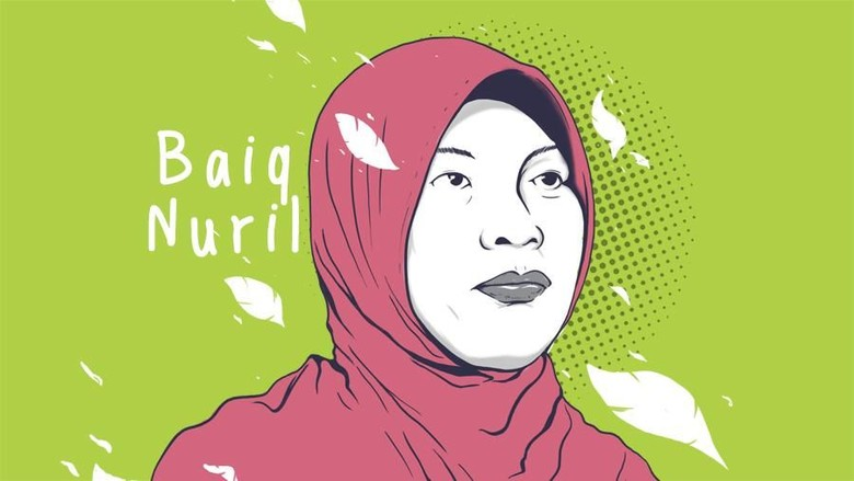 Dukungan Jokowi dan Keyakinan Baiq Nuril Lawan Kasasi