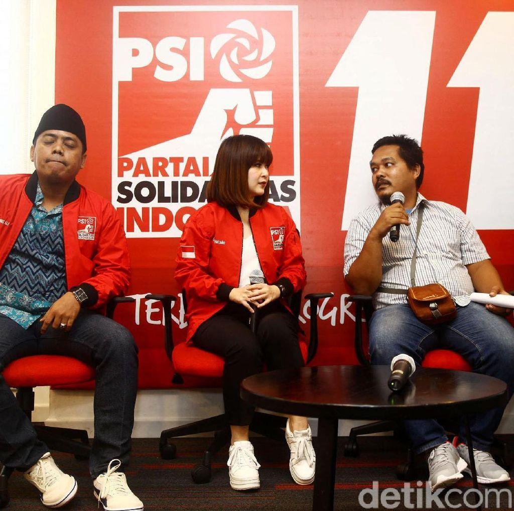 PSI Tunggu Maaf dari Seluruh Penyebar Foto Syur Editan Grace