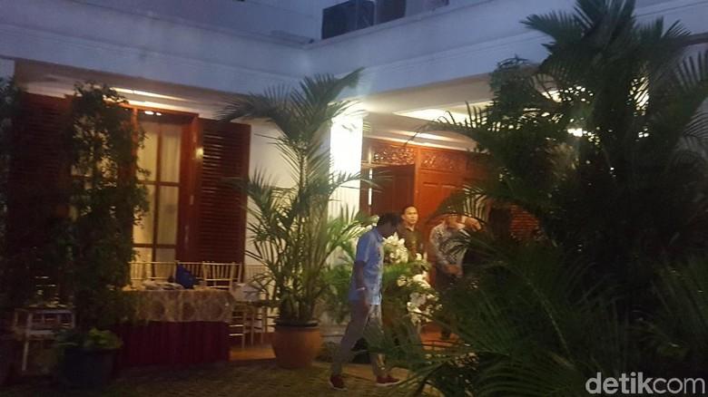 Sandiaga Temui Prabowo di Kertanegara