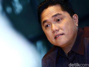 Dijagokan Jadi Ketua Umum PSSI, Erick Thohir Kukuh Menolak