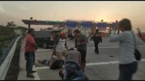 Dua Pengedar Narkoba Disergap di Tol Mojokerto, 2 Kg Sabu Disita