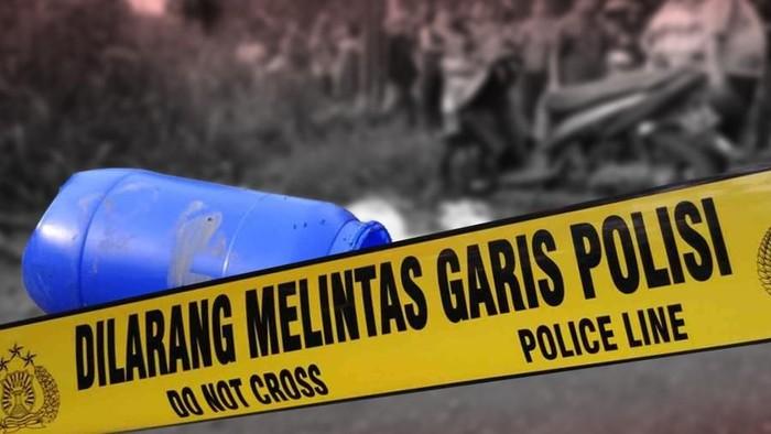 Ilustrasi mayat dalam drum di Bogor. Foto: Ilustrasi fokus (bukan buat insert) Mayat dalam Drum di Bogor (Andhika Akbaryansyah/detikcom)