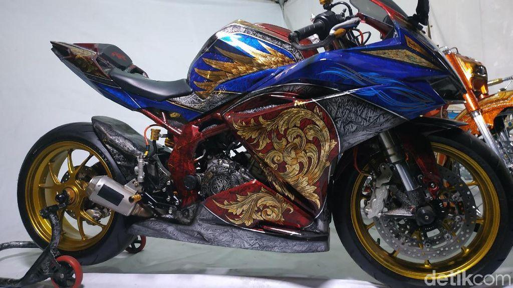 Ini Jawara Kontes Modifikasi Honda Modification Contest 2018