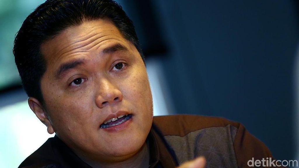 Staf Krakatau Steel Terduga Teroris, Ini Respons Erick Thohir