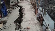 Longsor di Pademangan, Anies akan Evaluasi Pengerukan Sungai