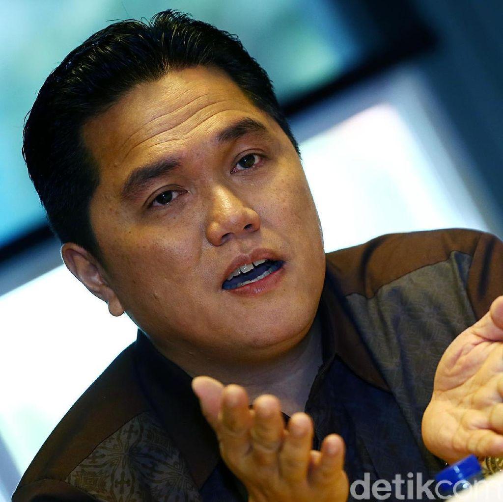 Erick Thohir: Jokowi Tidak Pernah Serang Personal di Debat