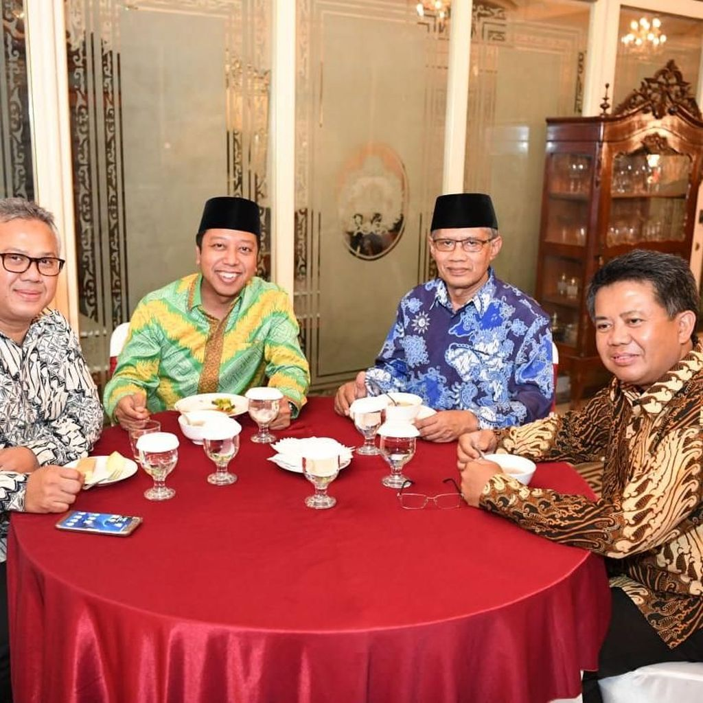 Milad Muhammadiyah Angkat Tema Taawun, Rommy: Indonesia Banget