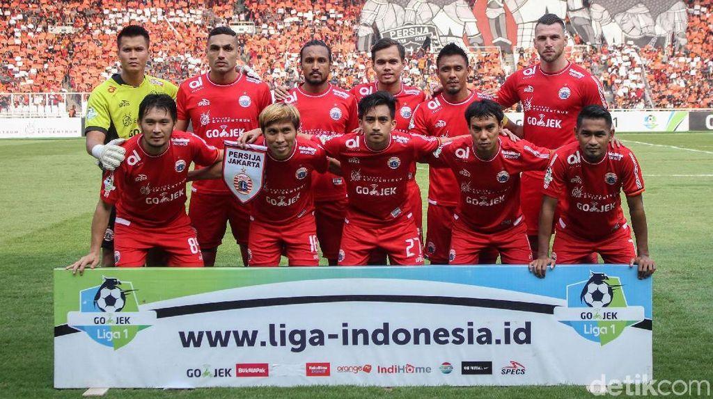 Buru Gelar Juara Liga 1, Persija Diminta Hati-Hati di Tiga Laga Sisa