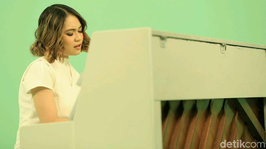 Geisha Lebih Berwarna, Ini Foto Syuting Video Klip Kembali Pulang