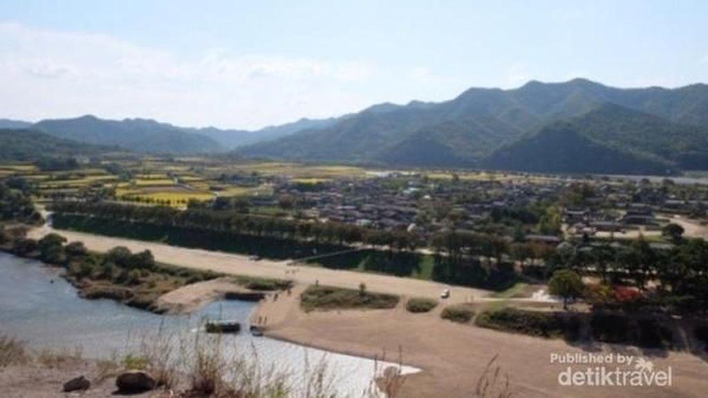 Potret Desa Berlabel Situs Warisan Dunia