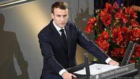 Prancis Ajak Jerman Beraliansi Hadapi Tantangan Masa Depan