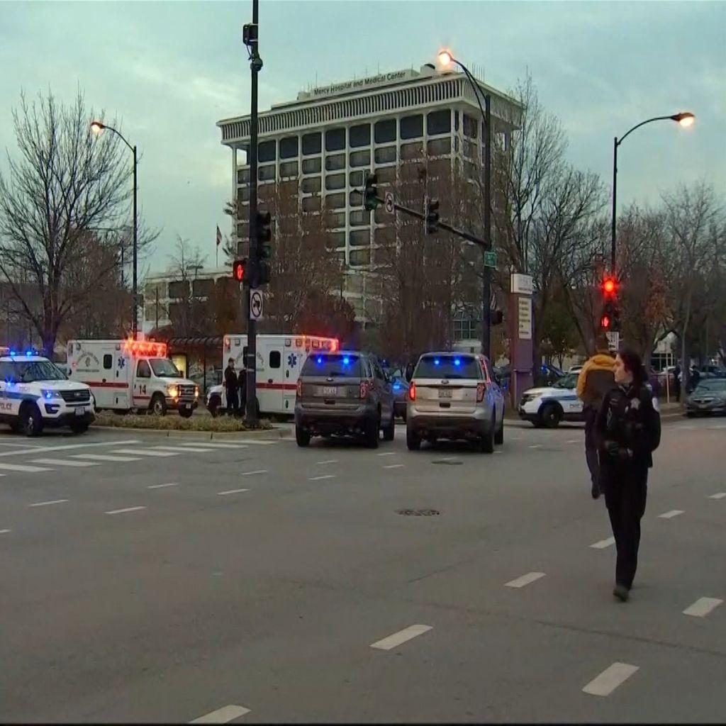 Kesaksian Penembakan Brutal di Chicago