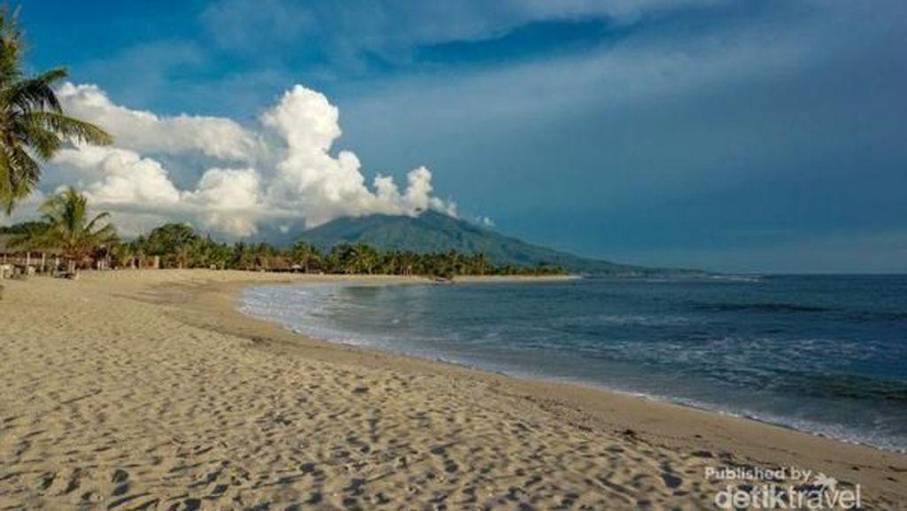 Sepenggal Sunset dari Lampung Selatan
