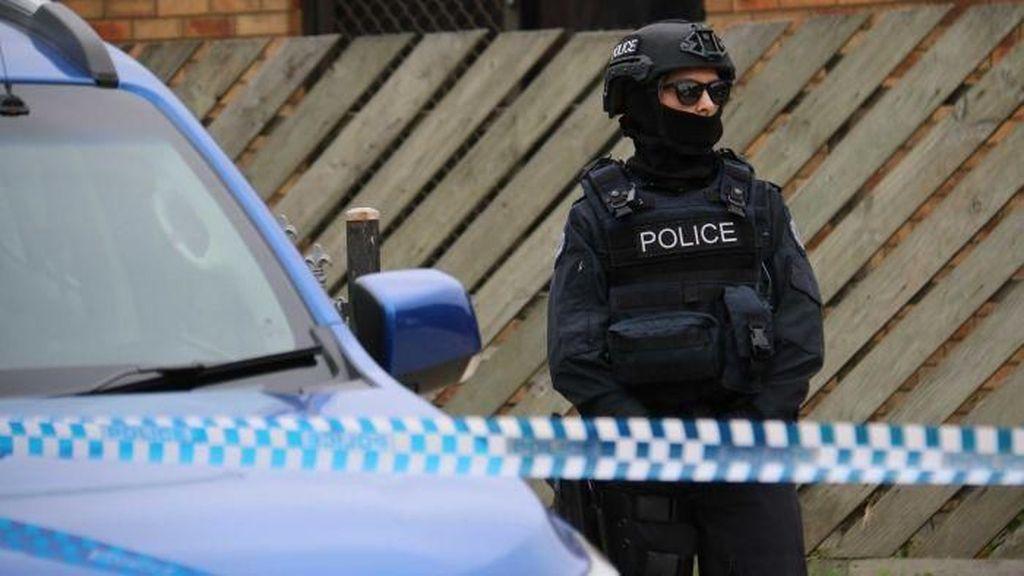 Tiga Pria Ditangkap Terkait Rencana Penembakan Massal di Melbourne