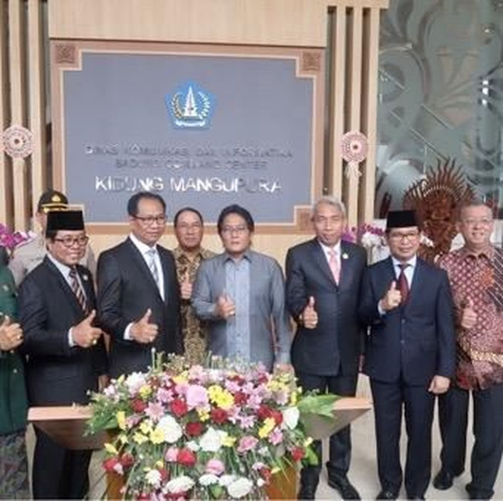Lintasarta Dukung Pemkab Badung Launching Command Center Terbesar