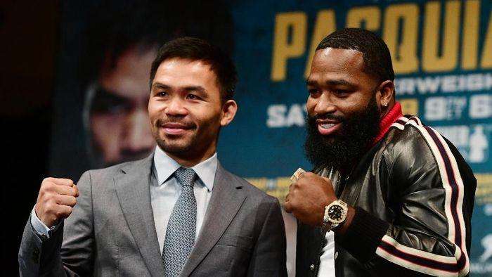 (Manny Pacquiao akan hadapi Adrien Boner Januari mendatang Sarah Stier/Getty Images)