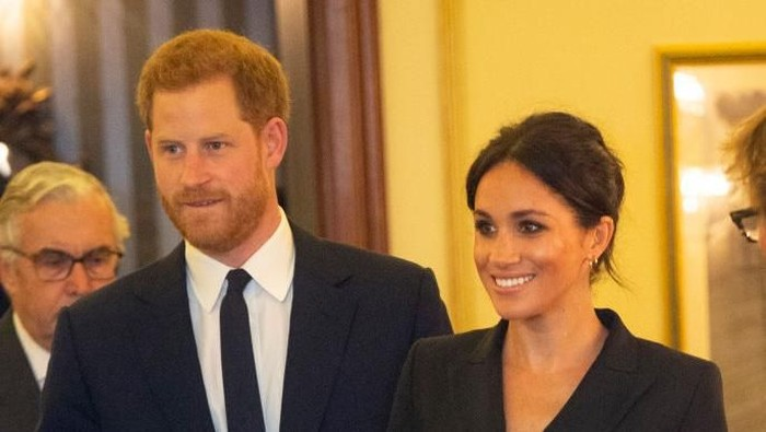 Pangeran Harry dan Meghan Markle akan pindah rumah tahun depan. Foto: Dok. Getty Images