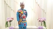 Viral Pria Menikah Pakai Baju Doraemon, Tapi Tak Ada Mempelai Wanitanya