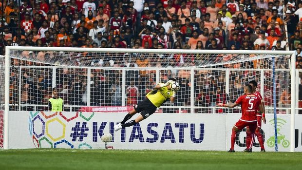 Stadion Utama Gelora Bung Karno menjadi salah satu stadion kandang Persija Jakarta musim ini.
