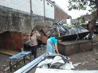 Rumah Korban Puting Beliung di Sidoarjo Capai 447 Buah