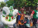 Gerebeg Maulid Khas Warga Surabaya, Ada Barongsainya