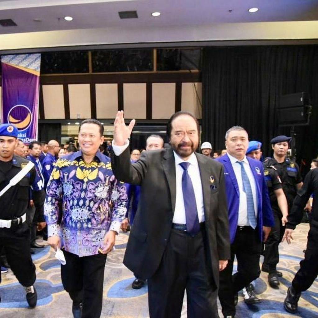 Bamsoet Puji Capaian 4 Tahun Fraksi Nasdem di DPR