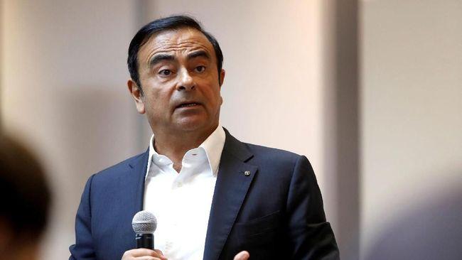 Cerita Eks Bos Nissan Carlos Ghosn, Ngumpet Dalam Peti saat Kabur dari Jepang