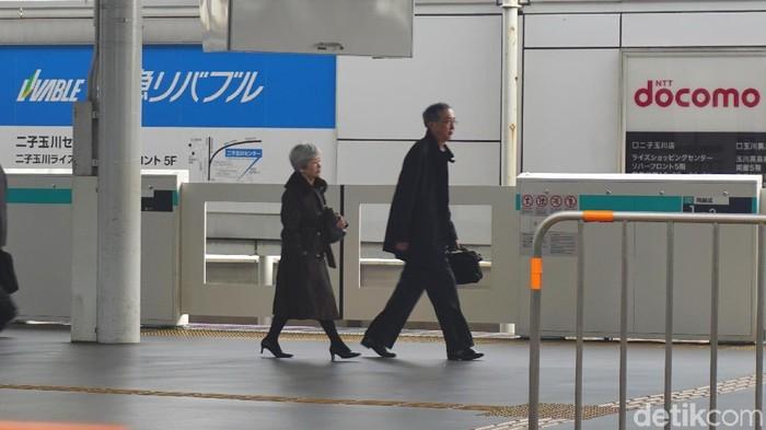 Ilustrasi lansia di Jepang. Foto: Aisyah Kamaliah