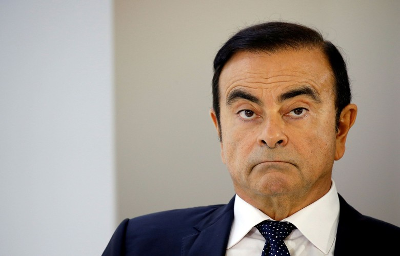 Carlos Ghosn. Foto: Reuters/Regis Duvignau/File Photo