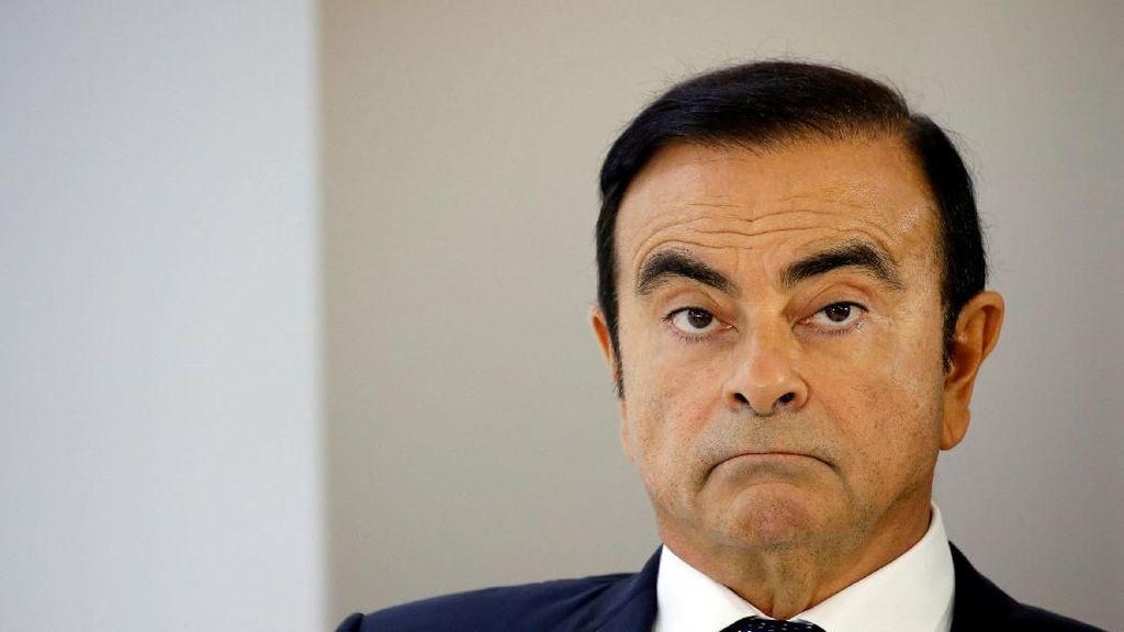 Gara-gara Ghosn Ditangkap, Nissan Batal Luncurkan Mobil Barunya
