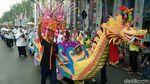 Meriahnya Festival Endhog-Endhogan di Banyuwangi