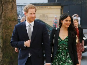Pangeran Harry dan Meghan Markle Akan Namai Anaknya Kylie?