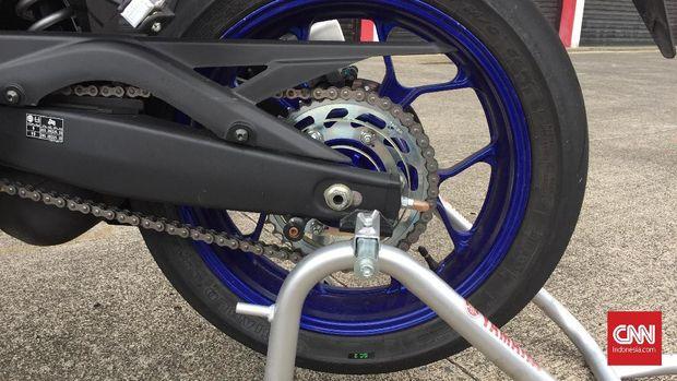 Mencari Kecepatan Maksimum R25 Terbaru