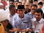 Ke Pasar Ikan di Aceh, Sandiaga: Ekonomi Sepi, Pedagang Butuh Modal
