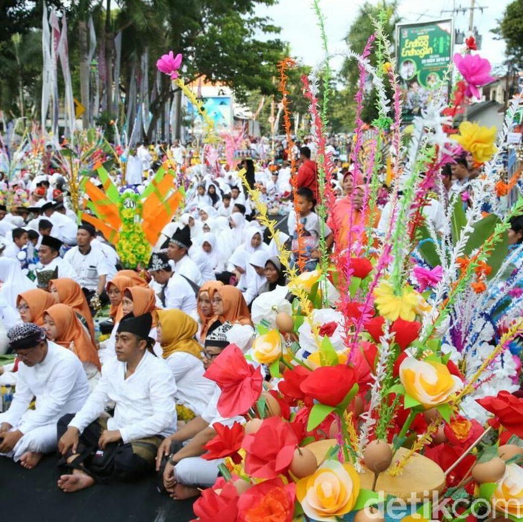 Festival Endhog-endhogan, Peringatan Maulid Nabi ala Banyuwangi