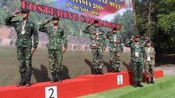 Hari Kedua AARM 2018, Kontingen TNI AD Raih 1 Trofi dan 4 Medali