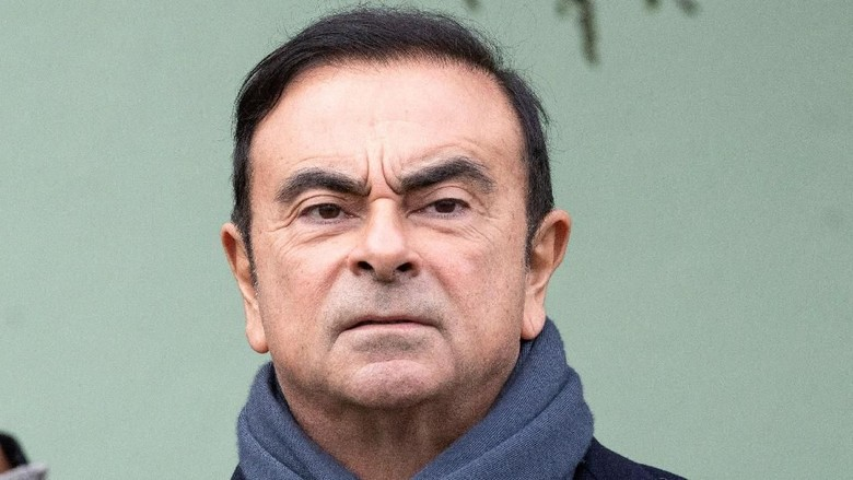 Carlos Ghosn Foto: Etienne Laurent/Pool via Reuters